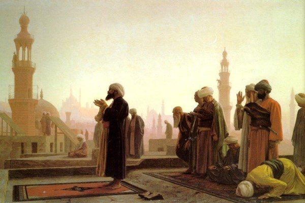 تفسير الصلاة في المنام