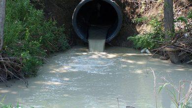 مصادر تلوث الماء