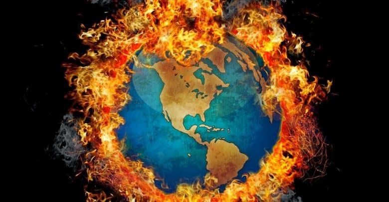 ظاهرة الاحتباس الحراري