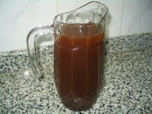 طريقة عمل عصير الدوم المطحون