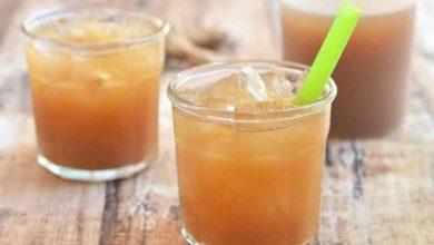 طريقة عمل عصير الدوم المطحون باللبن