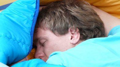 كم سعرة حرارية يحرق الجسم اثناء النوم