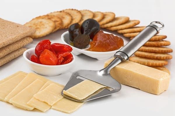 تحضير الجبنة الرومي القديمة الصفراء