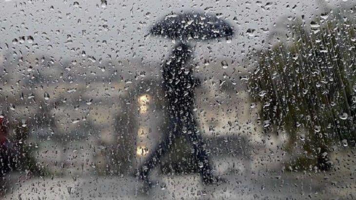 المطر الخفيف للعزباء