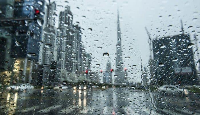 رؤية المطر في المنام