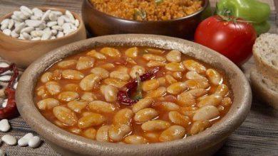 Photo of طريقة عمل الفاصوليا البيضاء بالصلصة بدون لحم طعم فتكات