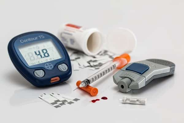 علامات مرض السكر الأولية