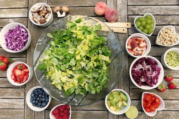 قائمة طعام مرضى السكري