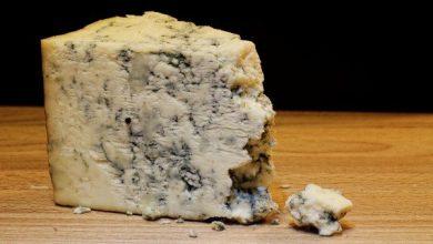 الجبنة الريكفورد الزرقاء