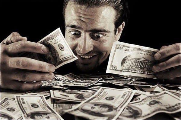 النقود في المنام