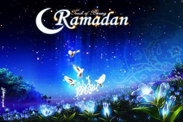 بطاقات تهنئة رمضان 2018