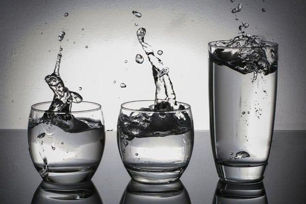 رجيم الماء السريع كم ينقص