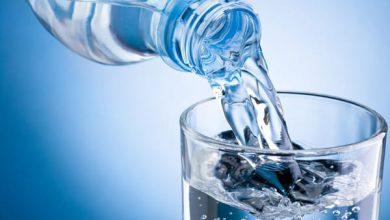 ريجيم شرب الماء فقط