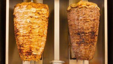 طريقة شاورما الدجاج التركية بركات دونير دونر