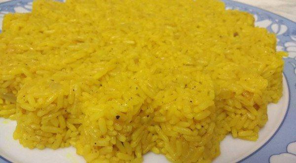 طريقة عمل الرز البسمتي الاصفر فتكات