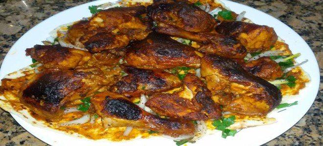 طريقة عمل الدجاج التركي في الفرن ديما حجاوي