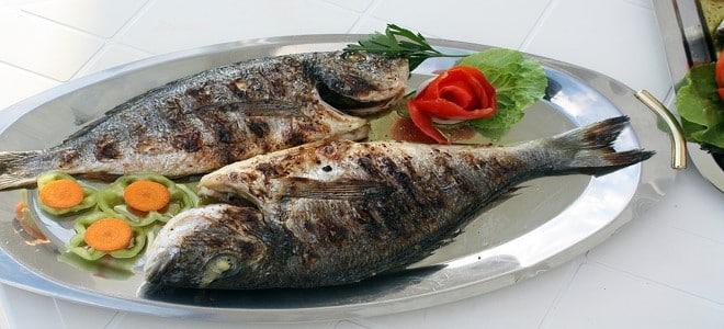 طريقة عمل السمك المشوي زي المحلات للشيف حسن