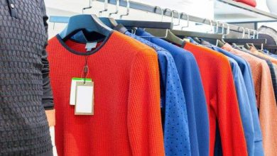 تفسير حلم شراء الملابس