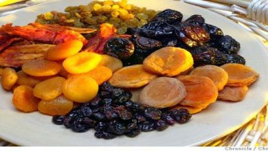 طريقة عمل خشاف رمضان للشيف حسن