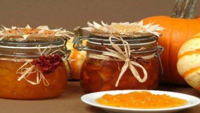 طريقة عمل مربى القرع العسلي بالكلس منال العالم