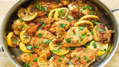 طريقة عمل اطباق رمضان الرئيسية