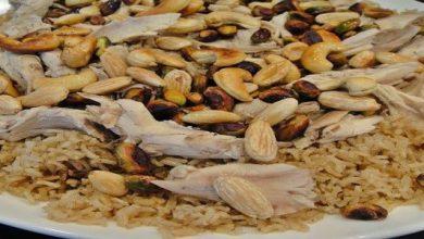 طريقة عمل الدجاج اللبناني بالارز
