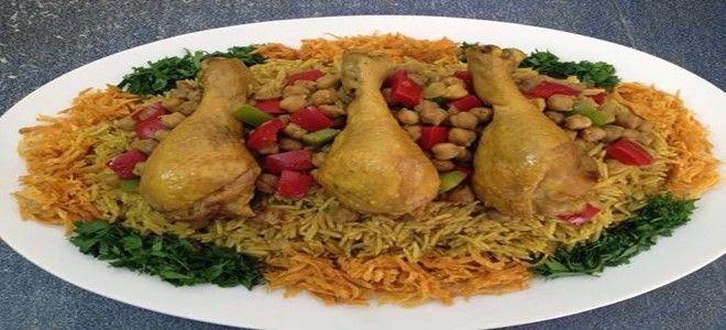 طريقة عمل مطبق الدجاج الكويتي