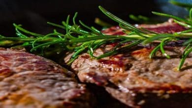 طريقة عمل اللحم البتلو المشوي على الجريل