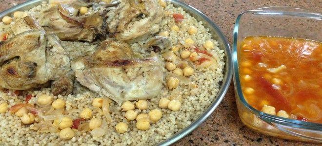 طريقة طبخ المفتول الفلسطيني