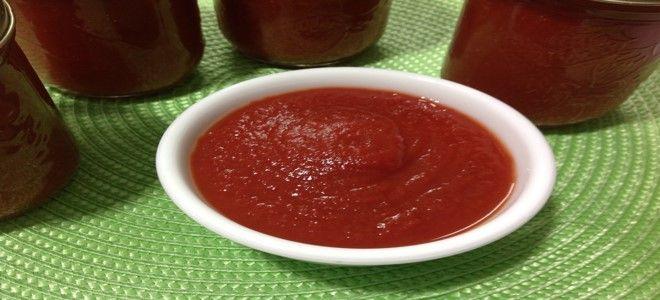 طريقة عمل صوص الطماطم الحار