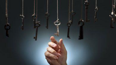المفتاح في المنام