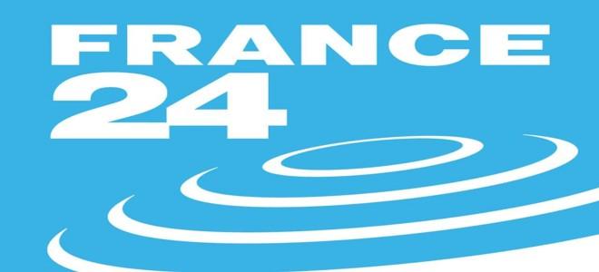 تردد قناة فرانس 24 العربية
