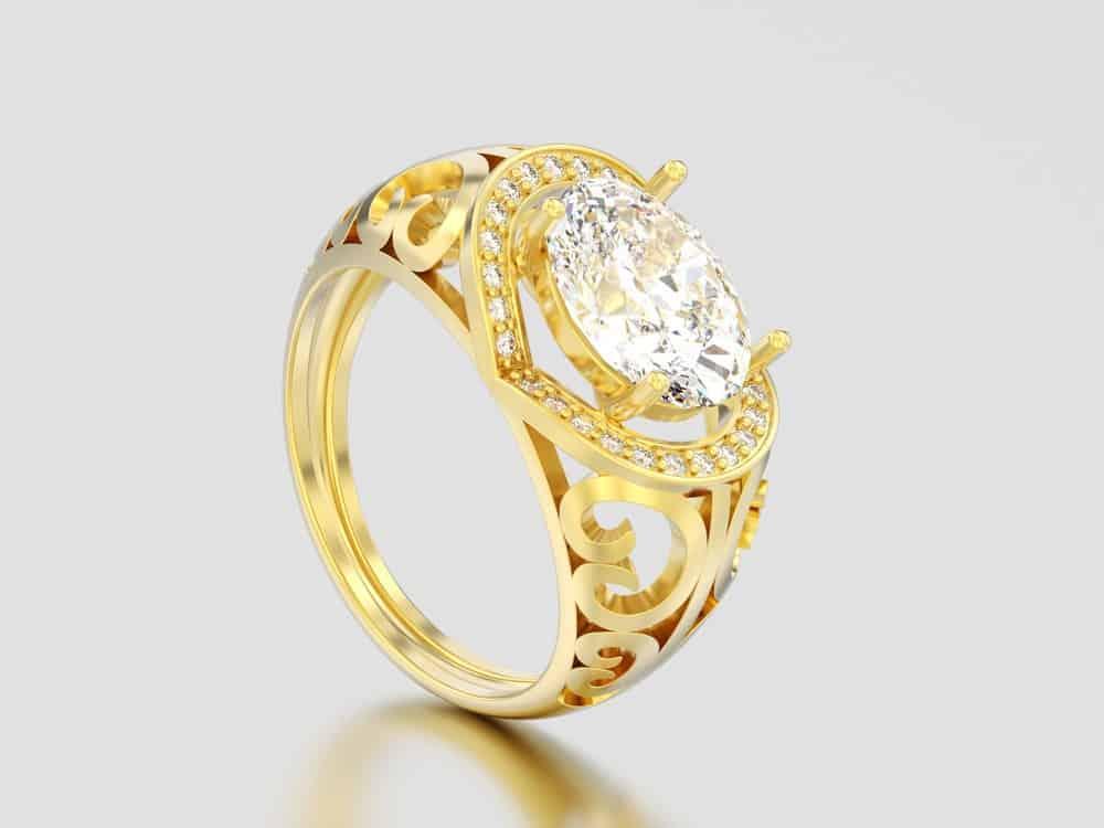تفسير رؤية الخاتم الذهب في الحلم